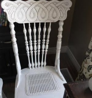 Replacing A Cane Seated Chair