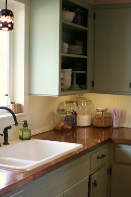DIY Copper Countertops Tutorial (1)