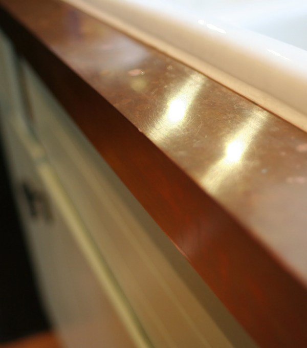 DIY copper countertops Tutorial  (11)