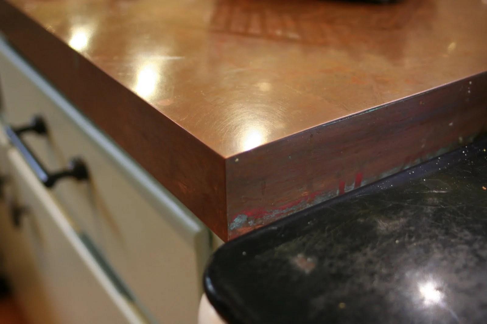 Bon DIY Copper Countertops Tutorial (13)