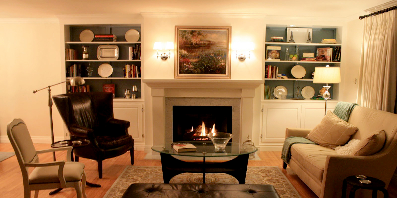 incredible living room designs fireplaces | Remodelaholic | Living Room Remodel, Adding a Fireplace ...
