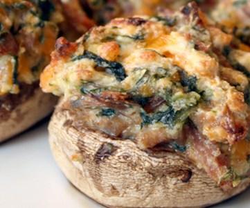 Stuffed Mushrooms Recipe!