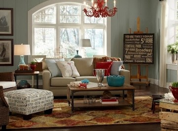 Using An Inspiration Photo to Design A Room
