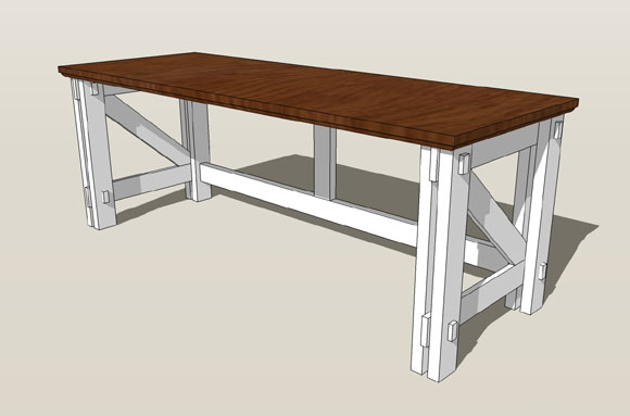 Remodelaholic Custom Computer Desk Plans