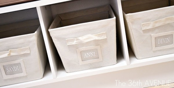 15 Closet Organization By The 36th Avenue Featured On @Remodelaholic
