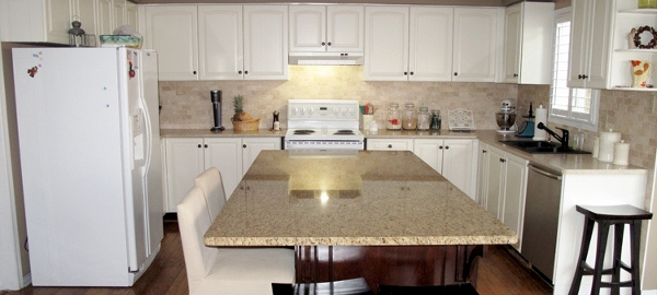 Kitchen Renovation: Adding An Island