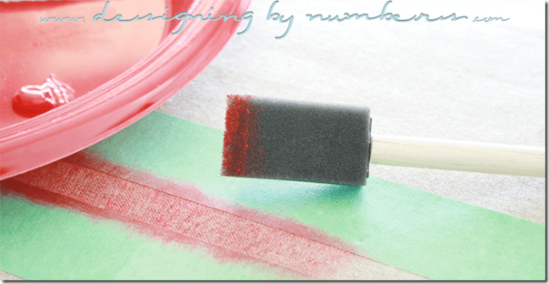 Paint Each Stripe