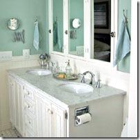 complete diy master bathroom