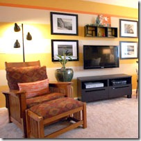 happyroost livingroom makeover
