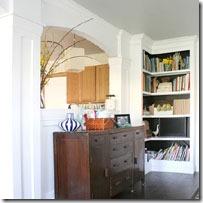 remodelaholic livingroom custom built-ins