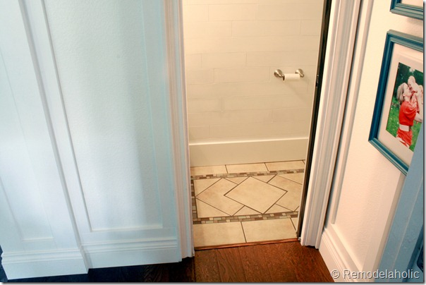 Inlaid tile rug tutorial (21)