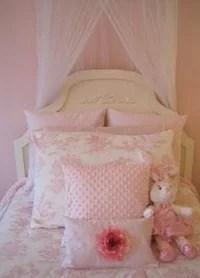 diy headboard girls room bedroom remodelaholic.com