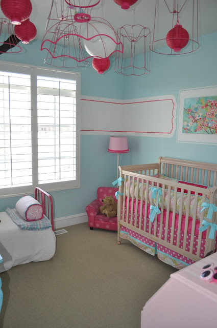 From Junk Room To Beautiful Bedroom The Big Reveal: Home Sweet Home On A Budget: Girls