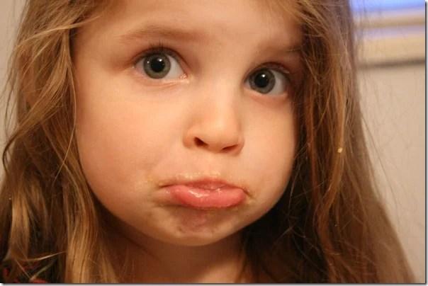 Etta cute face