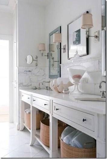 House Beautiful bathroom idea