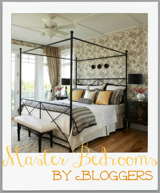 Great Master Bedroom Inspiration By Bloggers