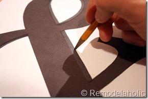 3 ampersand cutout tutorial