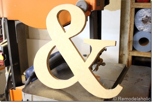 7 ampersand cutout tutorial