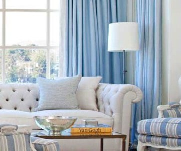 Best Paint Colors for Your Home: LIGHT BLUES