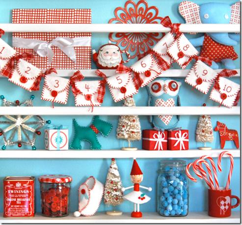 Jolly Allsorts advent calendar