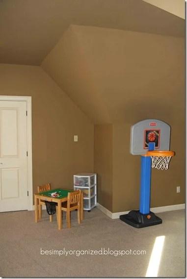 Simply Organized basketball