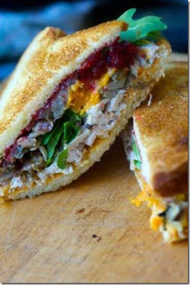The Kitchy Kitchen Turkey Sandwiches