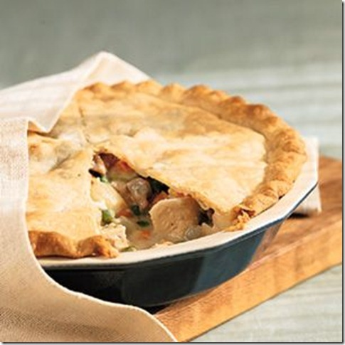 Williams Sonoma Turkey Pot Pie