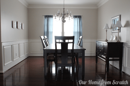13 raised panel wainscoting after remodelaholic
