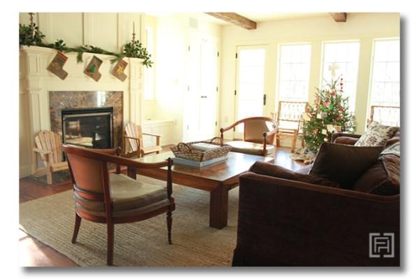 Fieldstone Hill living room