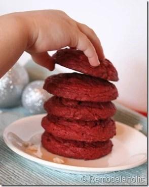 Red Velvet Cookies Recipe (4)