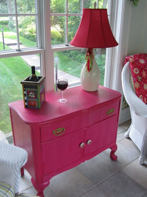 Be Colorful commode