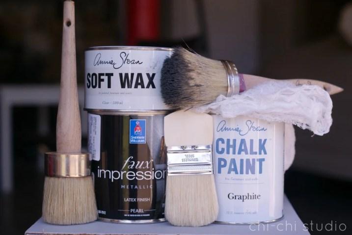 ChiChi studio supplies
