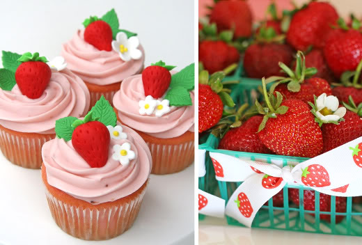 Everything Fab Strawberry Party