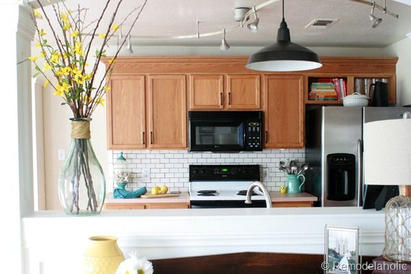 how to update oak kitchen cabinets great ideas to update oak kitchen cabinets 17426