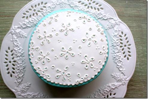 My Cake School eyelet Cake Best birthday cake ideas