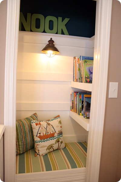 Reading Nook Thrifty Decor Chick