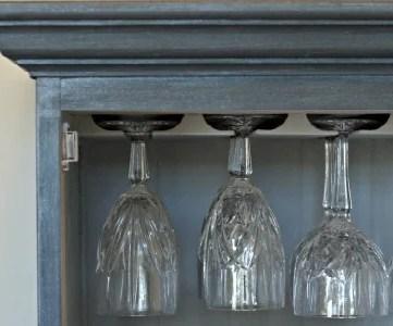 DIY Antique Zinc Finish Tutorial