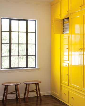 bright-ideas-high-lacquer-yellow-cabinets