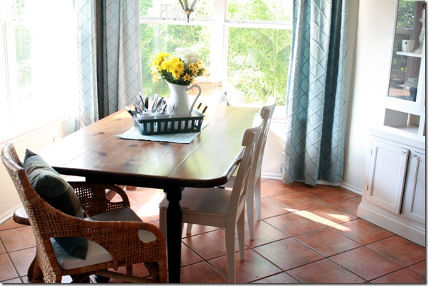 Remodelaholic Simple Dining Room Updates - Simple-dining-room