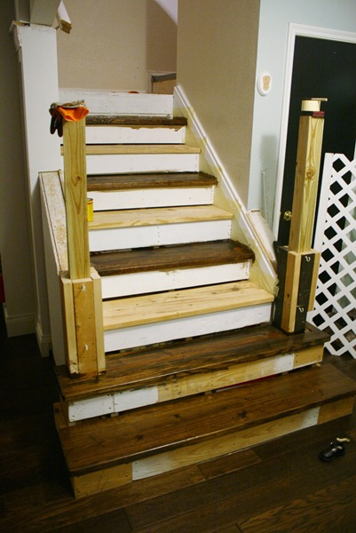 Wonderful (I Left The 5 Upper Stairs Carpet, And While It May Seem Strange It Was The  Easiest Place To Stop The Wood Since Our ...