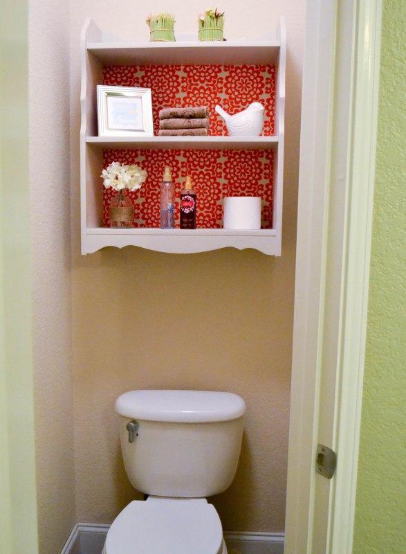 Full shot bathroom wall