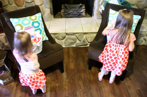 Easter baskets and Easter dresses 002