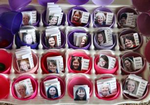 Our Family Blog testimony easter eggs