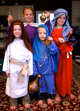 Our Family blog parables