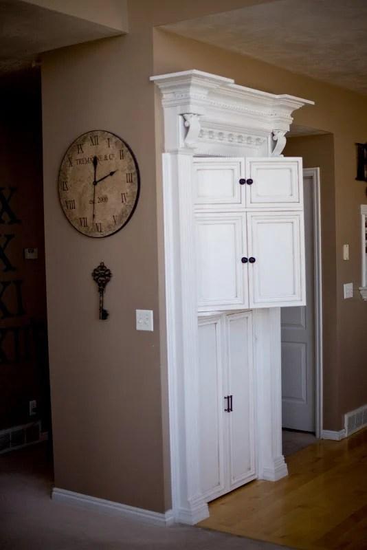 Tidbits from the Tremaynes pantry door