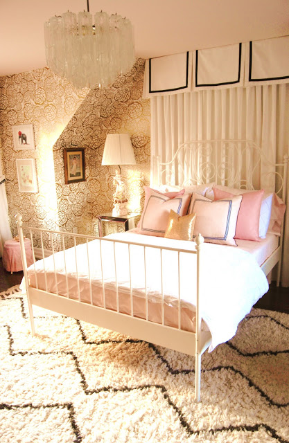 Bijou and Boheme glamour girl room