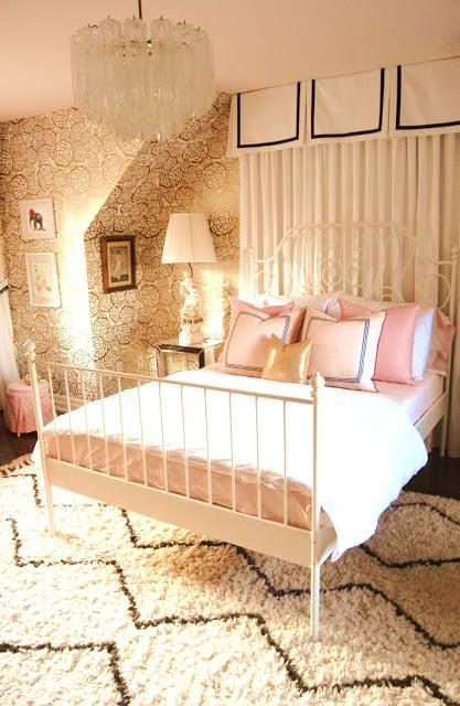 Bijou and Boheme glamour girl room