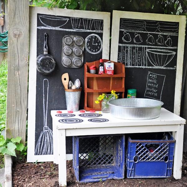 Joyful Home mudpie kitchen chalkboards