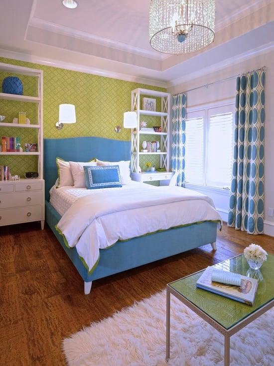 Remodelaholic   30+ Bedrooms for Teen Girls on Teenager:_L_Breseofm= Bedroom Ideas  id=99195