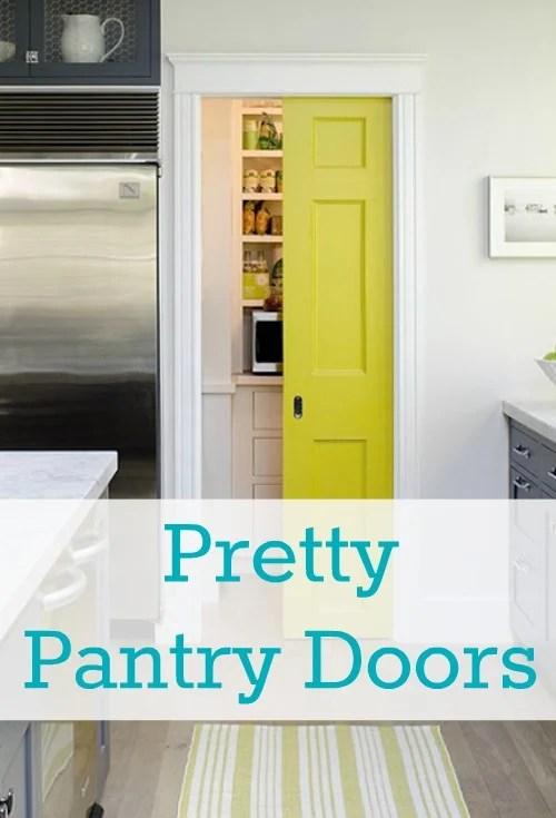 Gentil Pretty Pantry Door Pin